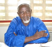 Daramani Tarawele, self-published Malian author with more than 100 Bamanankan titles