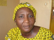 Halima Sarmey wrote the history of Niger in Hausa