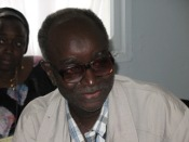Lamine Kane, Senegalese literacy specialist and KYR workshop organizer